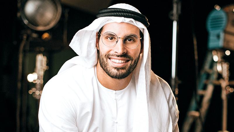 محمد خليفة المبارك: «أشجع أي شخص مهتم بالسينما والتلفزيون على متابعة هذا الحوار المليء بالمتعة والفائدة».
