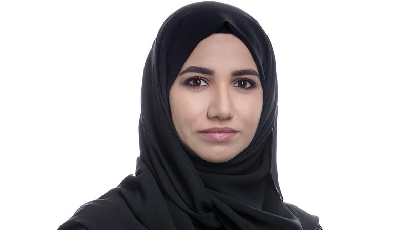 مريم الحمادي : مدير إدارة أصحاب الهمم هيئة تنمية المجتمع في دبي.