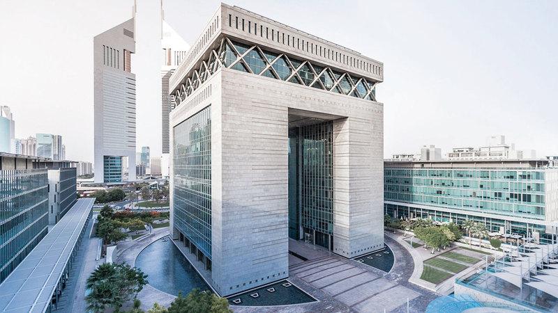 دبي تتمتع بمزايا جعلتها وجهة للاستثمار ومزاولة الأعمال للشركات العالمية والناشئة.  أرشيفية