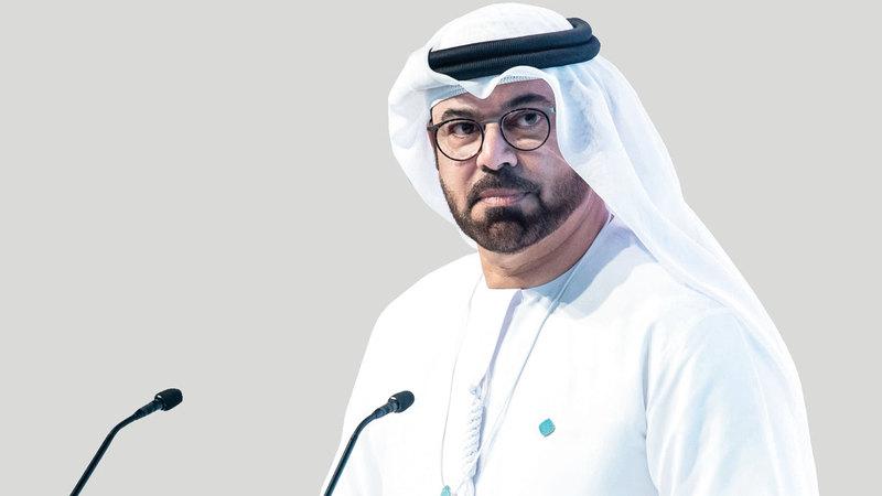محمد القرقاوي: «تعزيز التنافسية معيار لمنظومة العمل الحكومي في الإمارات، ومقياس للتميز والريادة».