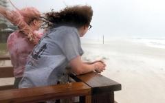 الصورة: الإعصار «سالي» يتحرك بعيداً عن حقول النفط البحرية الأميركية
