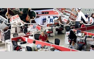 وزراء ومسؤولون: «الإمارات اليوم» علامة فارقة في المشهد الإعلامي المحلي thumbnail