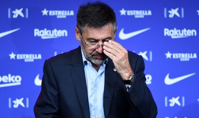 """Photo of مفاجأة.. نادي برشلونة يؤكد رسمياً البدء بإجراءات """"الإطاحة"""" بالرئيس بارتوميو – رياضة – محلية"""