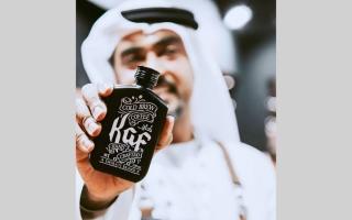 الصورة: مشروعات صغيرة.. عاشق القهوة عبدالحميد جمعة يؤسس «كاف كاف كوفي»