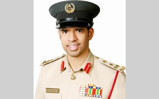 الصورة: شرطة دبي تحصد لقب «شامبيون» في «قمة مجتمع المعلومات»