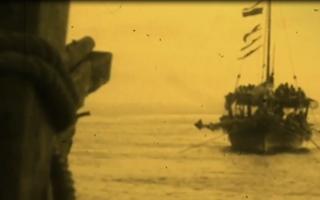 الصورة: بالفيديو: قصة سيف بالقيزي أقدم صانع للسفن في دبي
