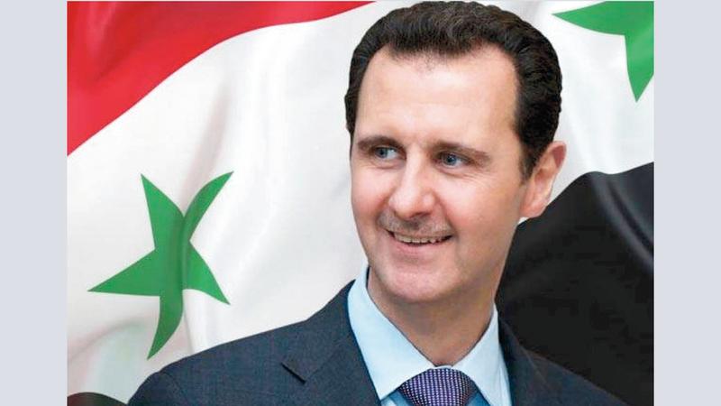 الأسد حقق النصر العسكري الحاسم بدعم قوي من روسيا وإيران.   أرشيفية