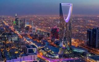 """الصورة: الرياض خامس أذكى عواصم مجموعة العشرين في مؤشر """"IMD"""" للمدن الذكية"""