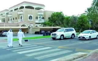 310 أشخاص تعرضوا للدهس على خطوط المشاة في أبوظبي العام الماضي thumbnail