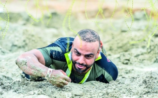 رأس الخيمة تستضيف «تحدي الطين»