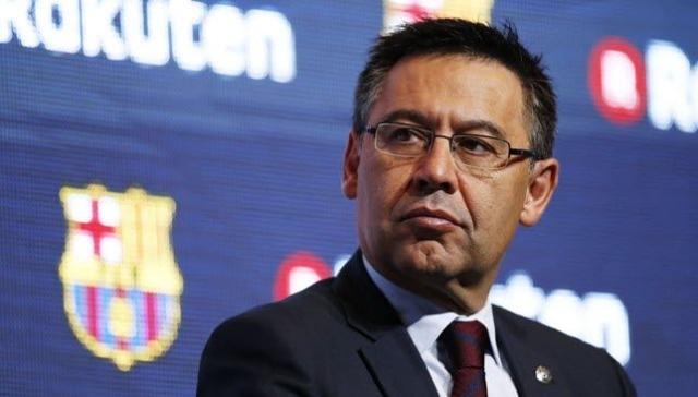 صورة تحديد تاريخ البت في مصير رئيس برشلونة بارتوميو – رياضة – عربية ودولية