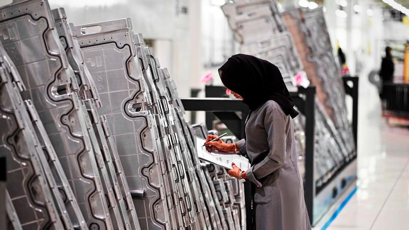الإمارات من أفضل دول العالم في مجال تمكين المرأة. أرشيفية