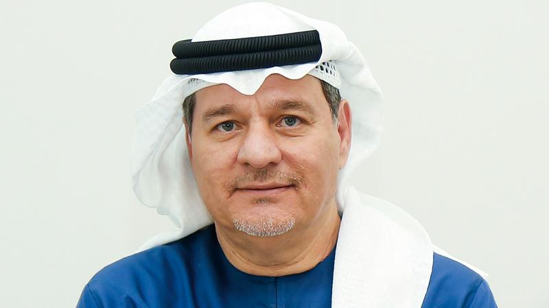 محمد العمادي:  الإمارات تولي  اهتماماً كبيراً بأصحاب الهمم وتعنى بشؤونهم.