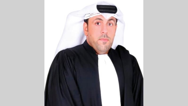 بدر عبدالله خميس: «هناك توافر للقصد الجنائي لجريمة الاحتيال لدى المتهم بتقليد بريد الشركة الأولى واتخاذ اسم كاذب».