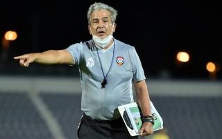 بينتو: أحلم بقيادة الإمارات إلى مونديال 2022
