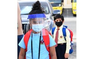 """""""صحة دبي"""" تحدد ضوابط لإدارة حالات كوفيد -19 في المنشآت التعليمية والأكاديمية thumbnail"""