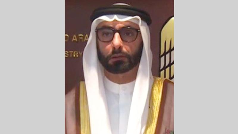 محمد البواردي: «الإمارات قررت الاستثمار في مجالات البحث العلمي، لتطوير تكنولوجيا المستقبل».