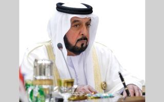 رئيس الدولة ينعى أمير الكويت ويعلن الحداد 3 أيام وتنكيس الأعلام thumbnail