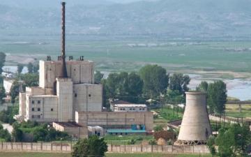 الصورة: منشأة نووية في كوريا الشمالية تواجه مخاطر كارثة «فوكوشيما» اليابانية