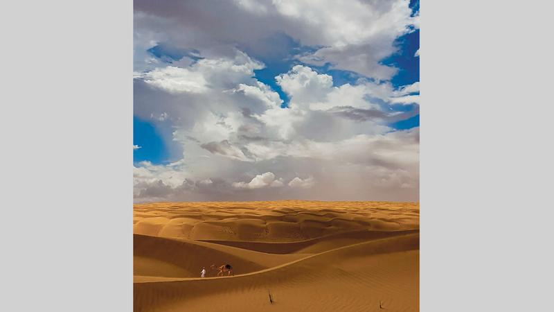 صورة العُمانية رياء الحجرية.  من المصدر