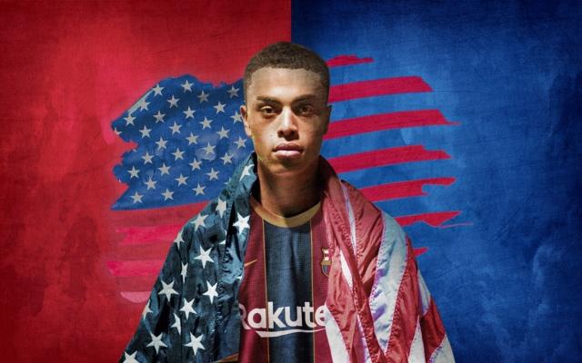 صورة برشلونة يتعاقد مع لاعب أميركي مقابل 26 مليون يورو – رياضة – عربية ودولية