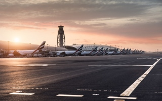 مطار دبي الدولي.. 60 عاماً من التميز في ربط المسافرين بوجهاتهم حول العالم