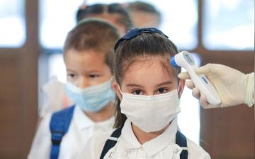 """الصورة: دراسة: لا توجد صلة واضحة بين فتح المدارس وزيادة إصابات """"كورونا"""""""