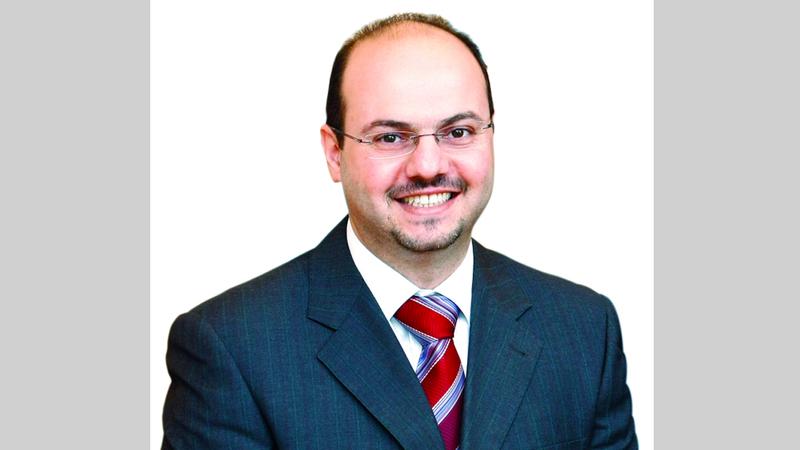 وليد الخطيب:  «هناك مخاوف تؤثر في نفسية المستثمرين في الأسواق تتعلق بتعرّض الشركات لخسائر».