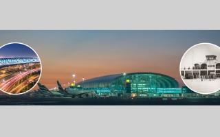 «دبي الدولي».. من مدرج «الرمل المضغــوط» إلى المطار الأول عالمياً