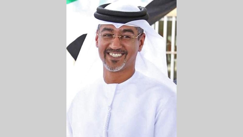 أحمد يوسف بن دوريش.   الإمارات اليوم