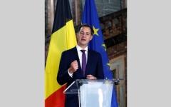 الصورة: رئيس الوزراء البلجيكي الجديد رجل خجول وبلا أعداء