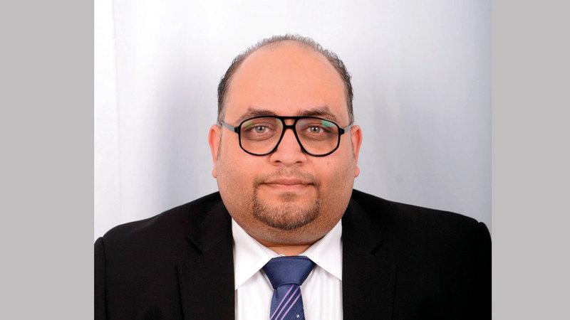 محمد حلمي: «هدف إعادة الهيكلة الوفاء بمديونيات الشركات وزيادة أرباحها، والتغلب على الصعوبات المالية».