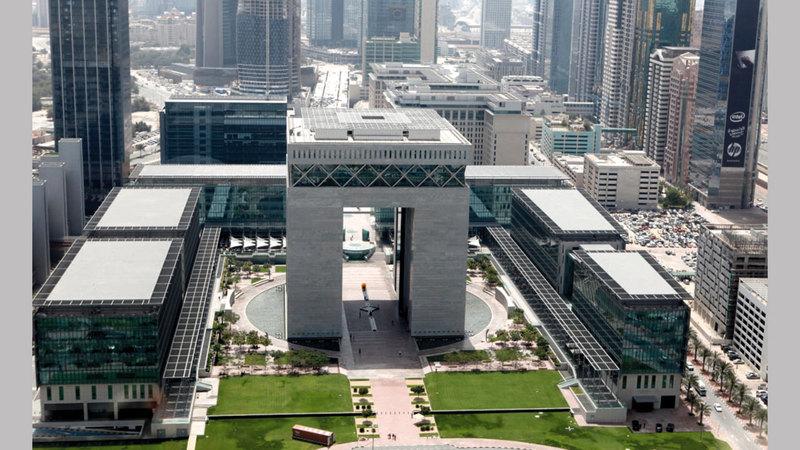 دبي توفر بيئة مثالية للمشروعات الصغيرة والمتوسطة. أرشيفية