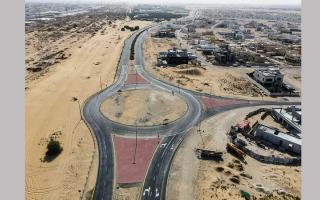 إنجاز 80% من مشروع الطرق الداخلية في «الخوانيج 2» thumbnail