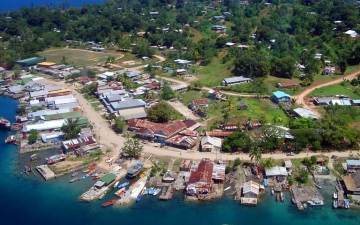 الصورة: جزر سليمان تخسر وضعيتها كدولة خالية من «كورونا» بعد رصد أول إصابة