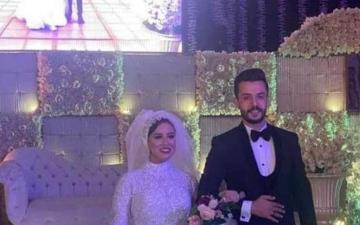 الصورة: بعد زفافهما بساعتين.. وفاة عروسين مصريين مختنقين بالغاز