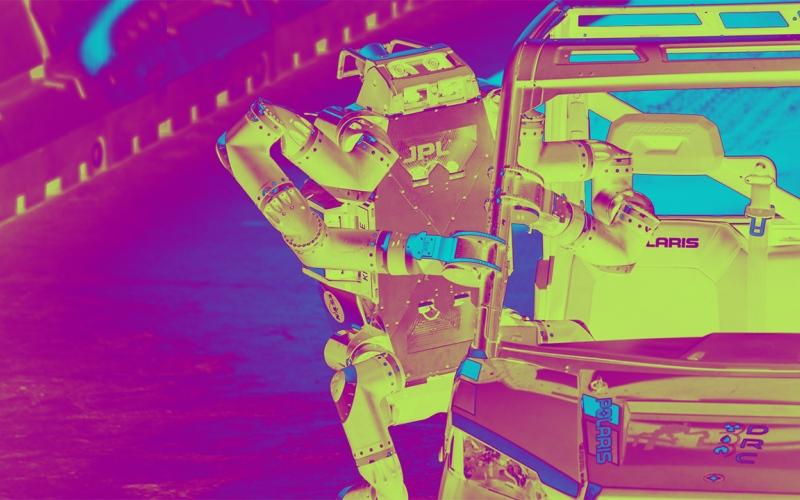 الصورة: بالفيديو: استكشاف الفضاء.. بين الروبوت والإنسان