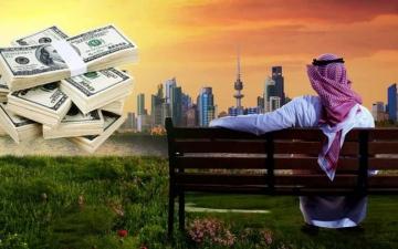 الصورة: الكويت: اقتراح بمنح كل مواطن 50 ألف دولار سنوياً