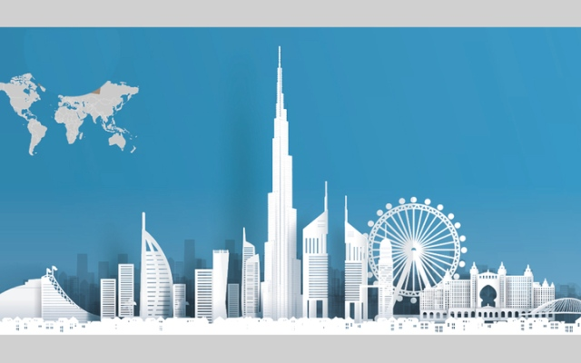 الصورة: (بالغرافيك).. دبي مركز إقليمي لخدمات الطائرات المـسيّرة