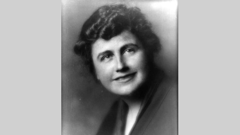 إديث ويلسون كانت تمتلك طموحاً سياسياً.  أرشيفية