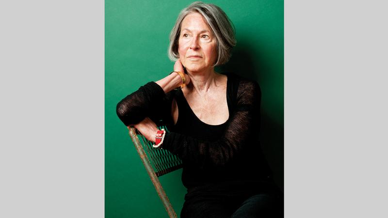 h1403039لويز غلوك فازت بجوائز مرموقة خلال مسيرتها. أرشيفية