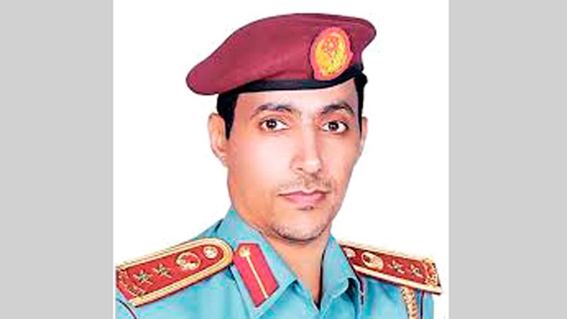 العقيد سعيد بن عران:  «قائدو الدراجات النارية كانوا قادمين من الحمرية باتجاه رأس الخيمة»