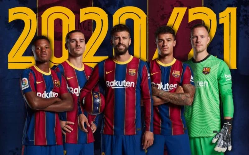 """الصورة: """"غلاف فيديو"""" لبرشلونة يثير الجدل مجددا حول """"غياب ميسي"""""""