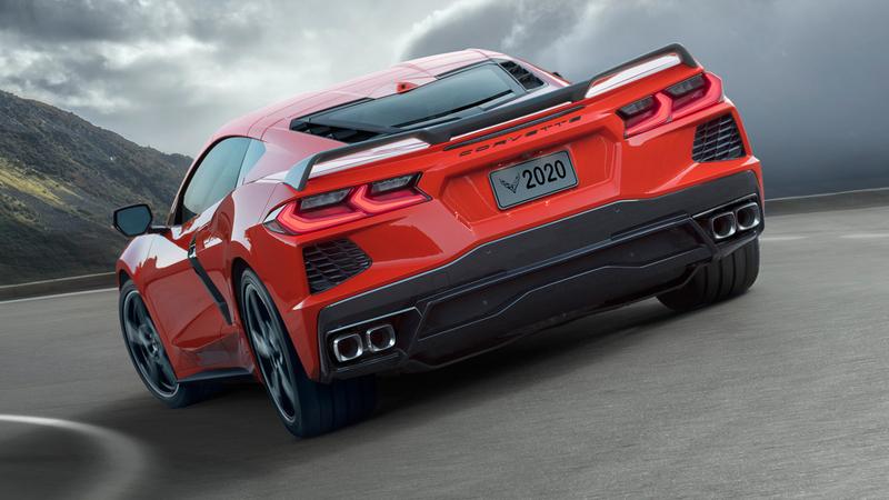 التصميم الخارجي للسيارة يمزج بين الطابع الرياضي الجريء والخطوط المستقبلية. ■ من المصدر