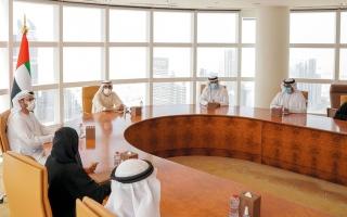 محمد بن راشد: «الصناعات الفضائية» عصب رئيسي في المنظومة الاقتصادية للدولة thumbnail