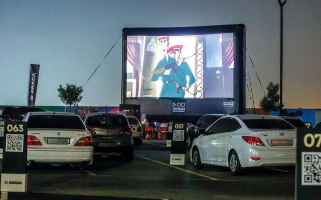 الصورة: «الشارقة السينمائي» يعود إلى الجادة في موسم الهالوين