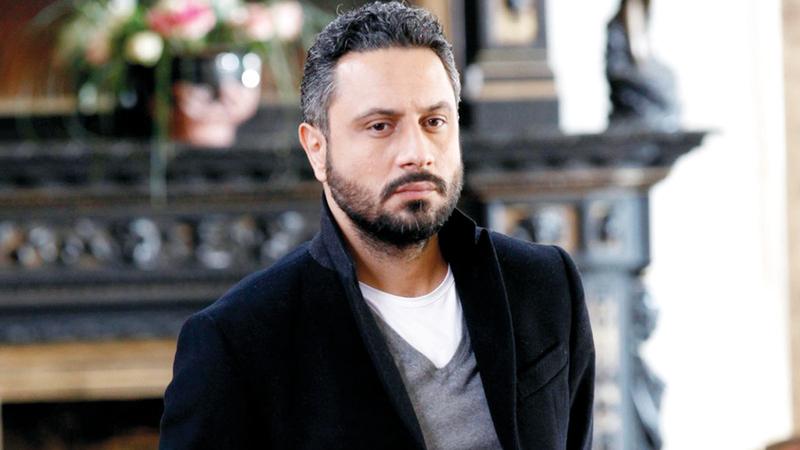 قيس الشيخ نجيب يشارك في الموسم الجديد لبرنامج «قعدة رجالة». من المصدر