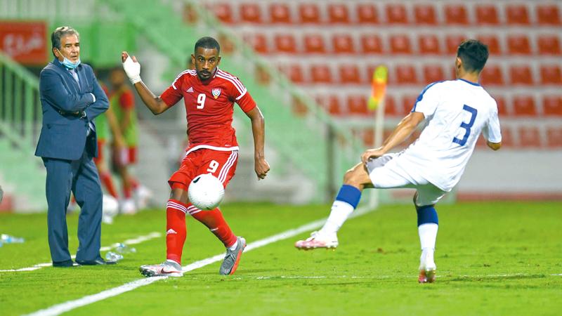 المنتخب خسر 1-2 أمام أوزباكستان أول من أمس. من المصدر