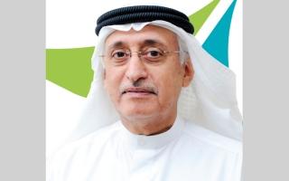 الصورة: «صحة دبي» تربط نظام «سلامة» مع موقع «أب تو ديت»