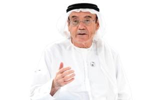 الصورة: تعيين زكي نسيبة رئيساً أعلى لجامعة الإمارات